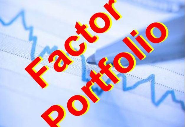 Factor portfolio
