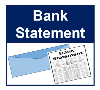 Bank Statement Thumbnail