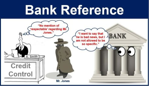 Bank reference