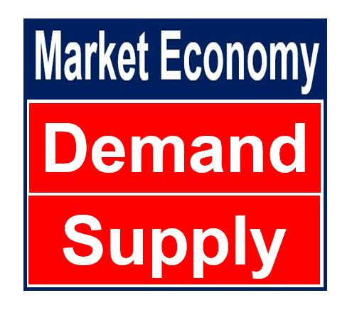 what is a market economy definition and meaning market business news