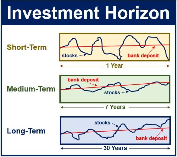 My investment horizon