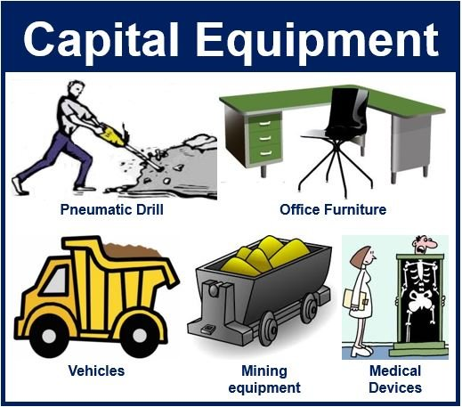 apital equipment
