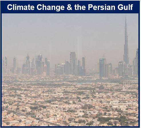 Persian Gulf extreme heat