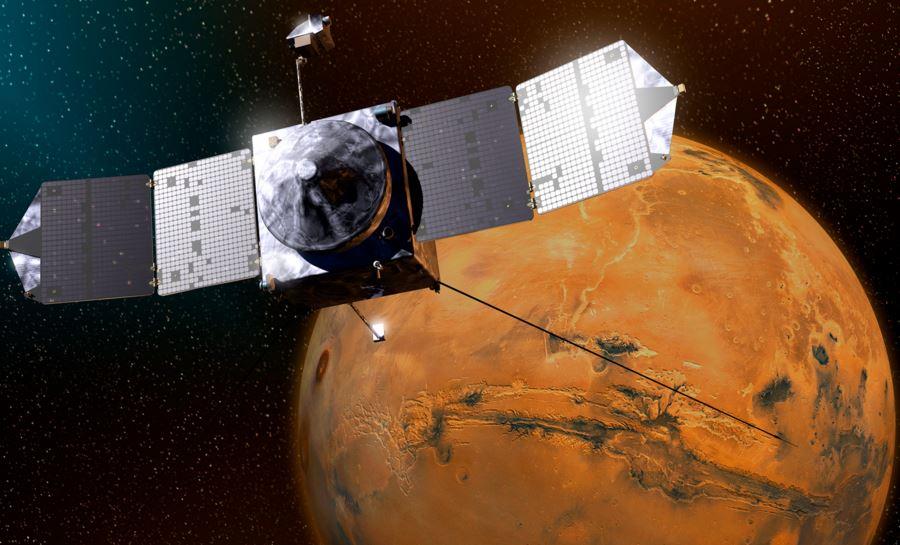 MAVEN mission