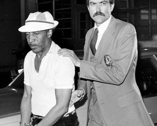 Marvin Gaye Senior arrested