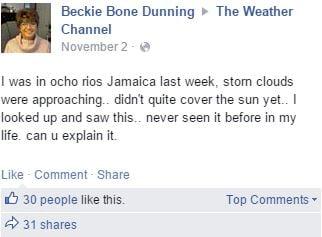 beckie Bones facebook