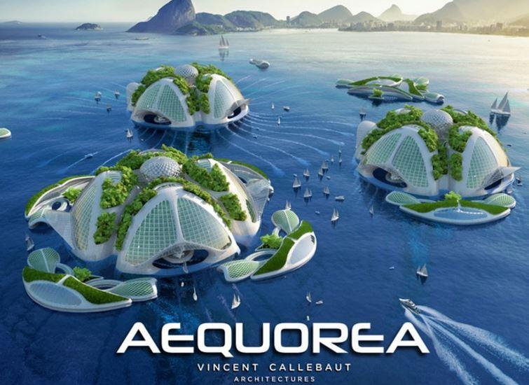 Aequorea the underwater eco friendly village