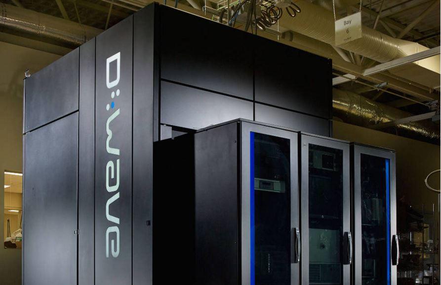 D Ware Quantum Computer