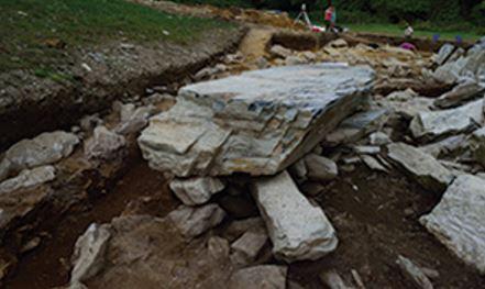 Stonehenge bluestones quarried in Wales