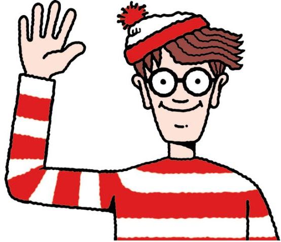 Wally Waldo Willy Walter