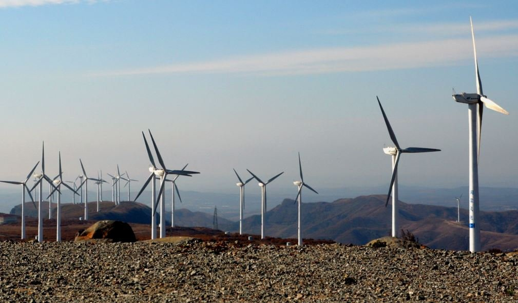Wind energy in China