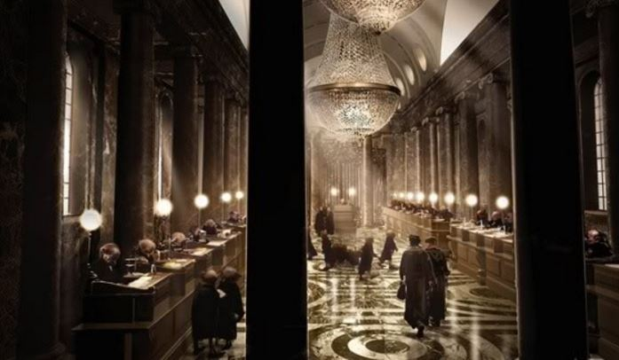 Australia House Gringotts Bank