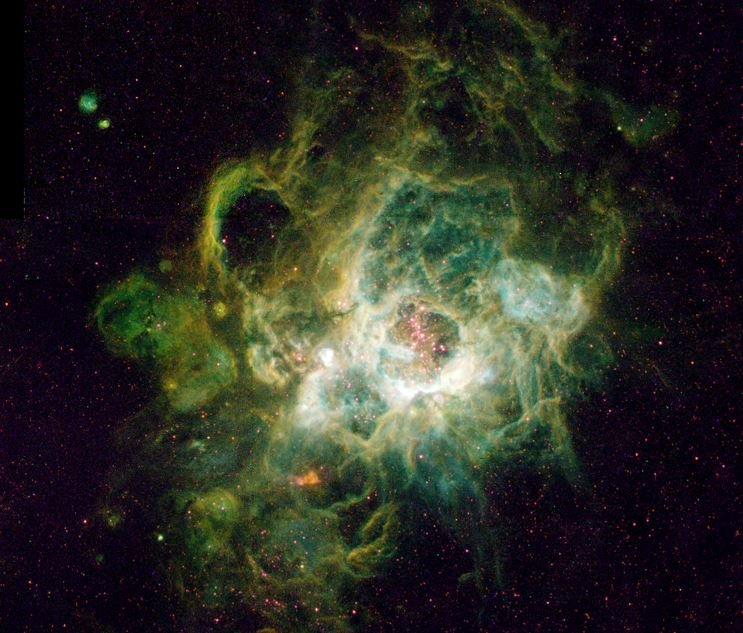 Hydrogen is the most abundant substance in the universe