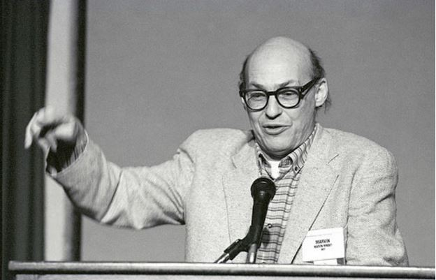 Marvin Minsky famously said