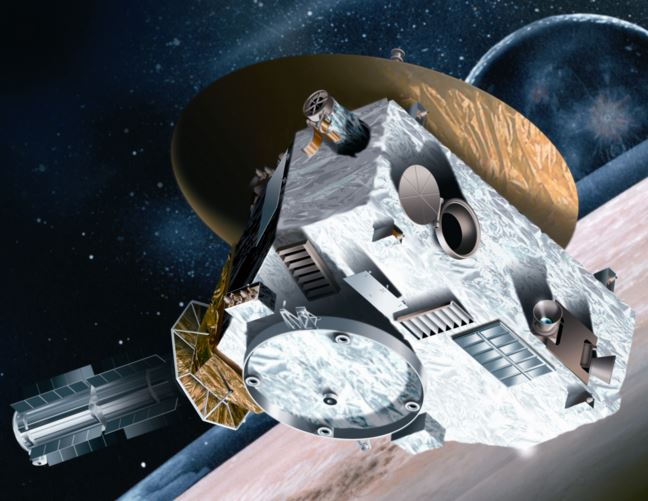 NASA probe New Horizons