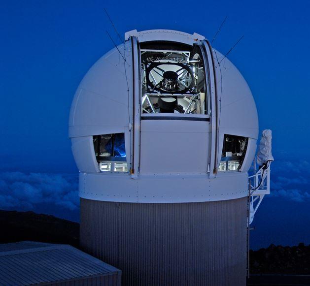 Pan STARRS 1 telescope