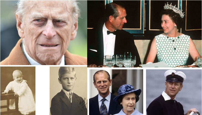 Prince Philip the Duke of Edinburgh