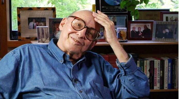 Prof Marvin Minsky