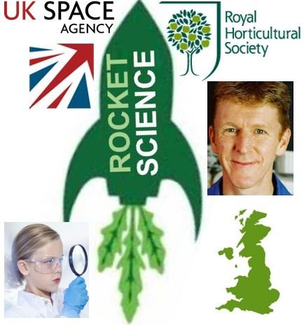 Rocket Science invites British pupils to become space biologists
