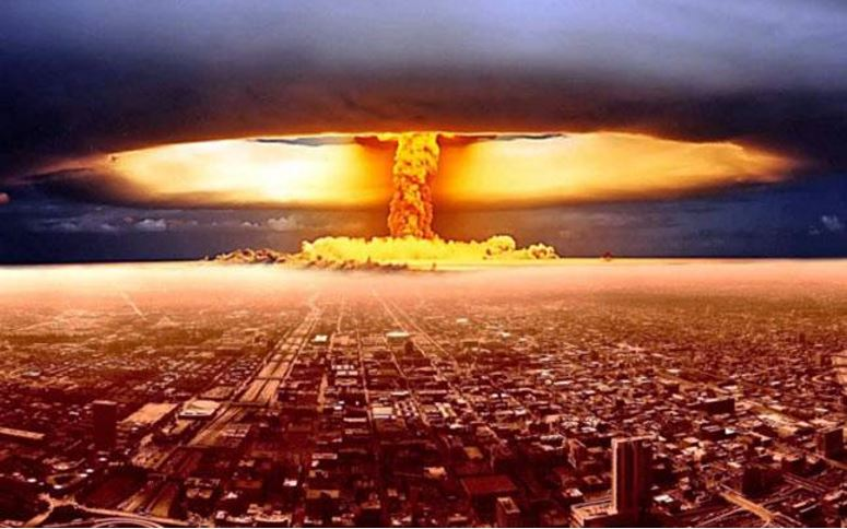 Third World War with nuclear weapons