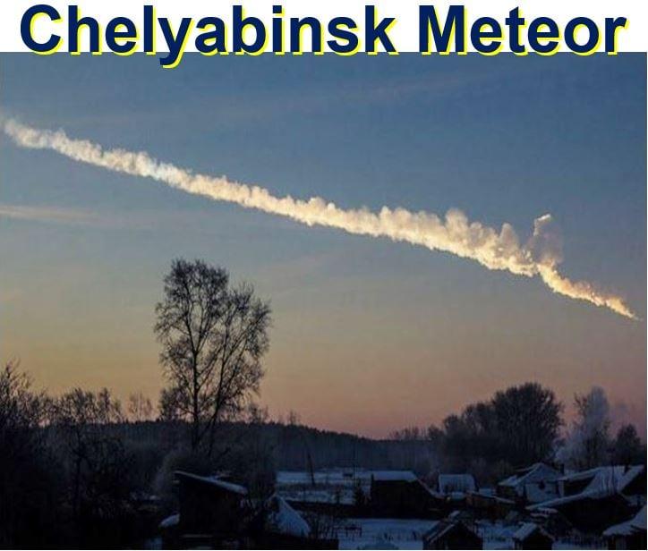 Chelyabinsk Meteor in Feb 2013