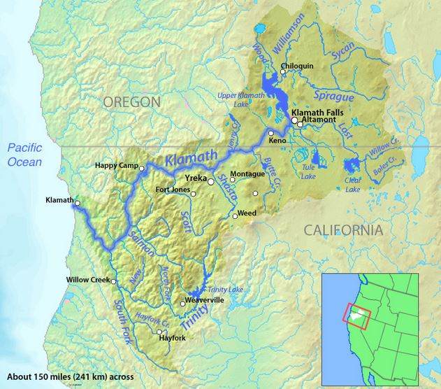 Klamath River Watershed