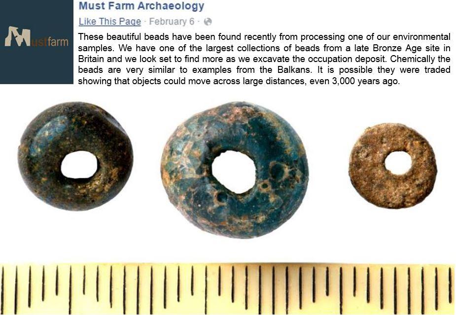 Ornamental pebbles
