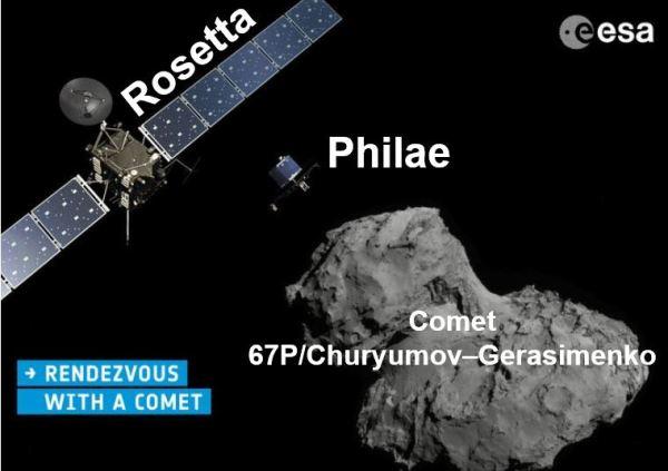 Comet lander Philae left for dead by European Space Agency