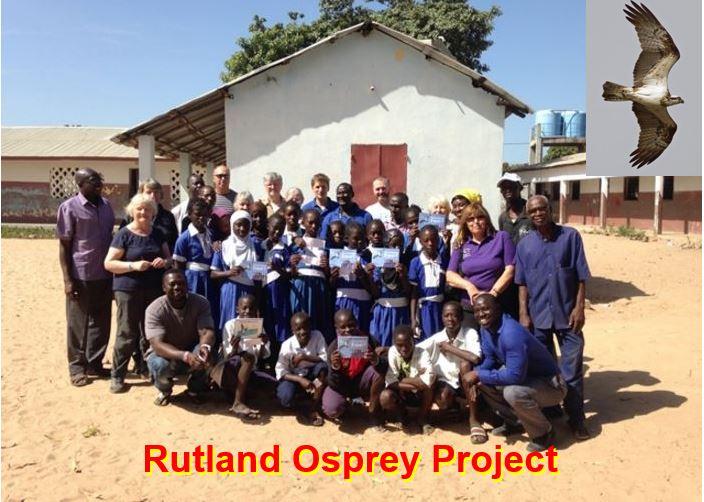Teaching schoolchildren about osprey migration