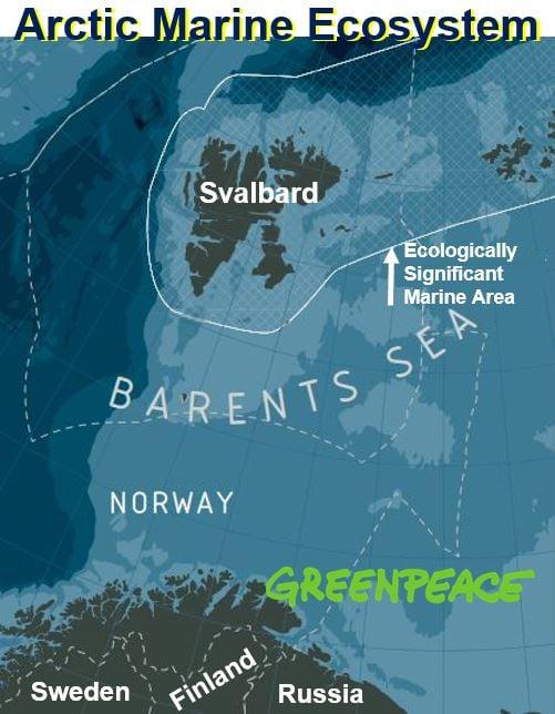 Arctic Marine Ecosystem