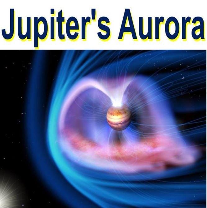 Jupiter X ray Aurora