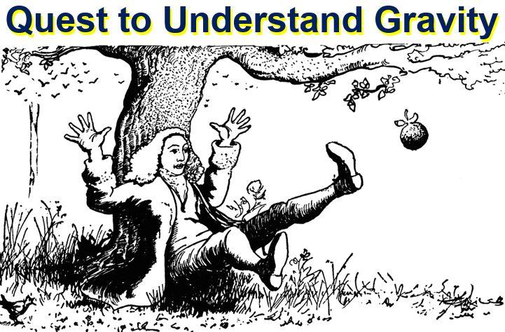 Quest to Understand Gravity
