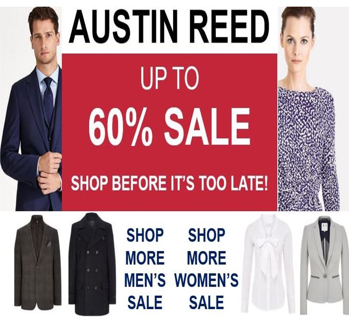 Austin Reed Goes Into Administration With 1000 Staff Facing Redundancy Market Business News