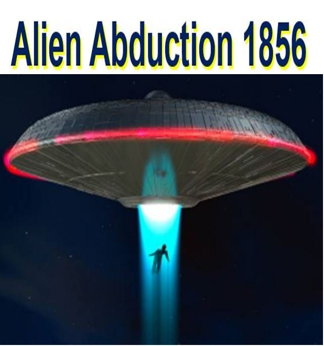Alien Abduction 1856