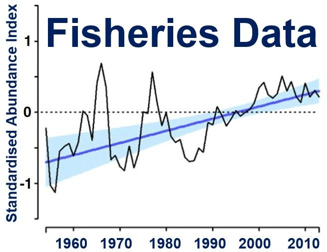 Cephalopods fisheries data