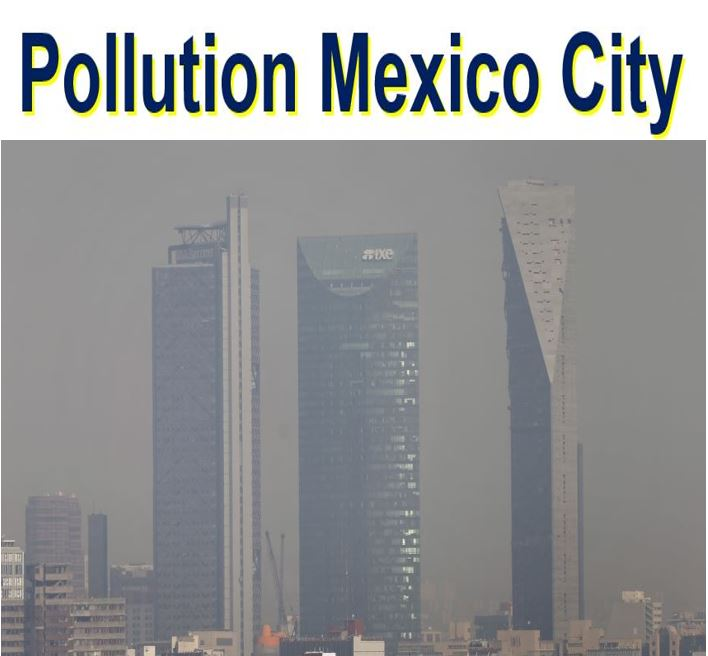 Pollution Mexico City