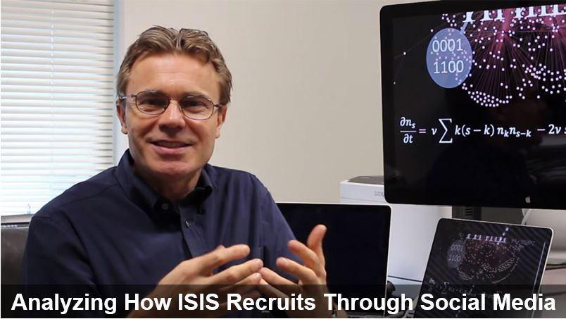 Analyzing how ISIS recruits through social media