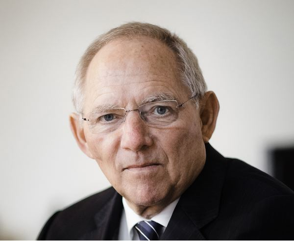 Dr Wolfgang Schäuble