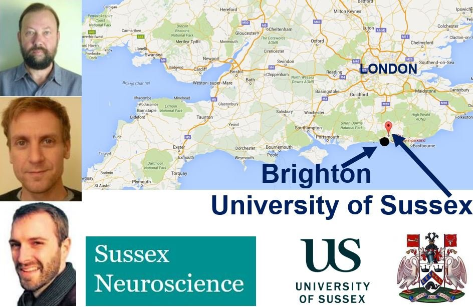 University of Sussex and researchers