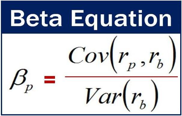 Beta equation