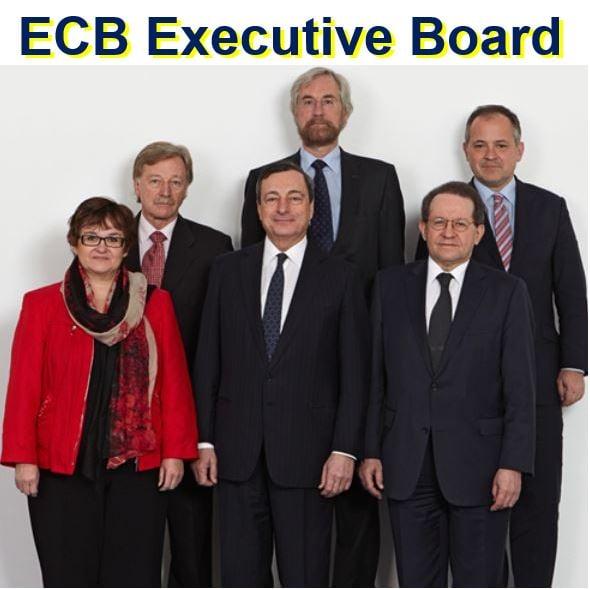 ECB Executive Board