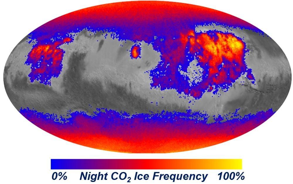 Mars Reconnaissance Orbiter Mars Finding