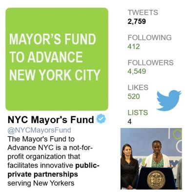 Mayors Fund NYC