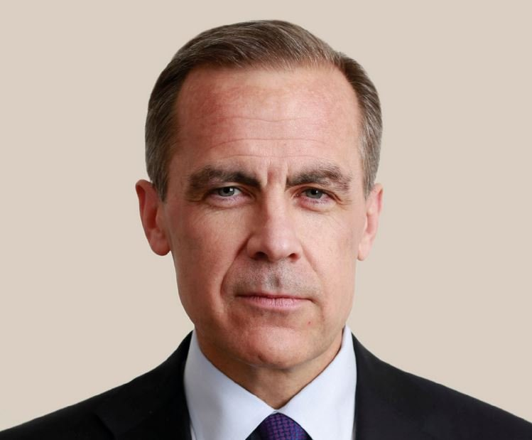 BoE Governor Mark Carney