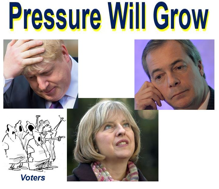 Brexit pressure will grow