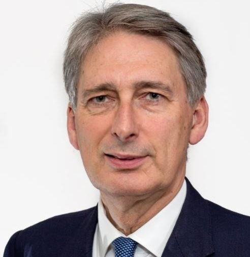Philip Hammond Chancellor of the Exchequer