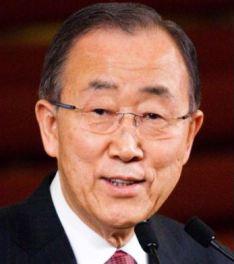 Ban Ki-moon talks about ambassadors