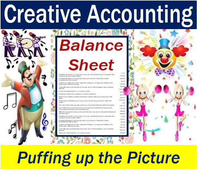 pros and cons of creative accounting
