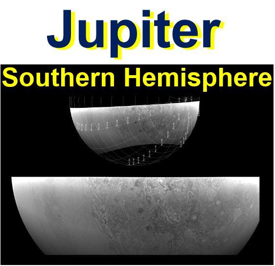 Jupiter Southern Hemisphere