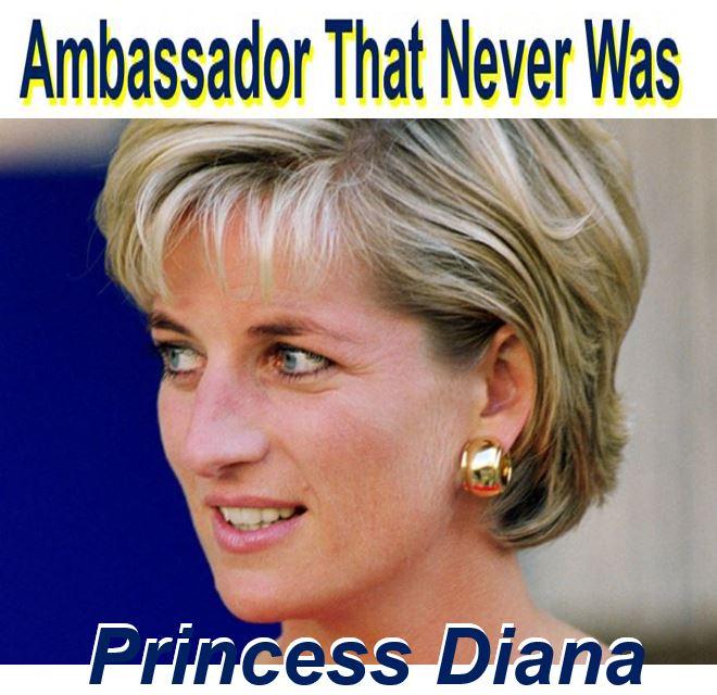 Princess Diana nearly became special Ambassador